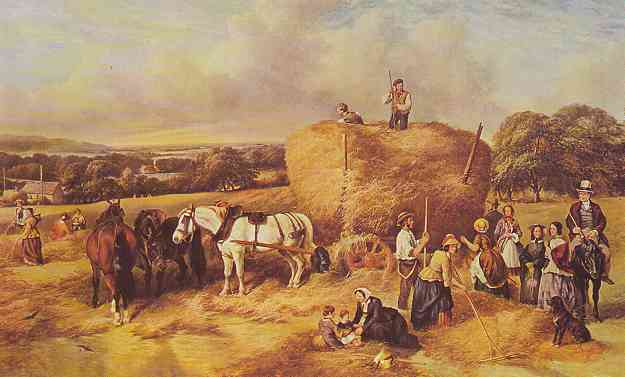 the culture of england in 19th century and the agricultural wage labor America's first big business not the railroads, but slavery nation feb 12, 2015 1:08 pm edt editor's note: sven beckert is a professor of american history at.