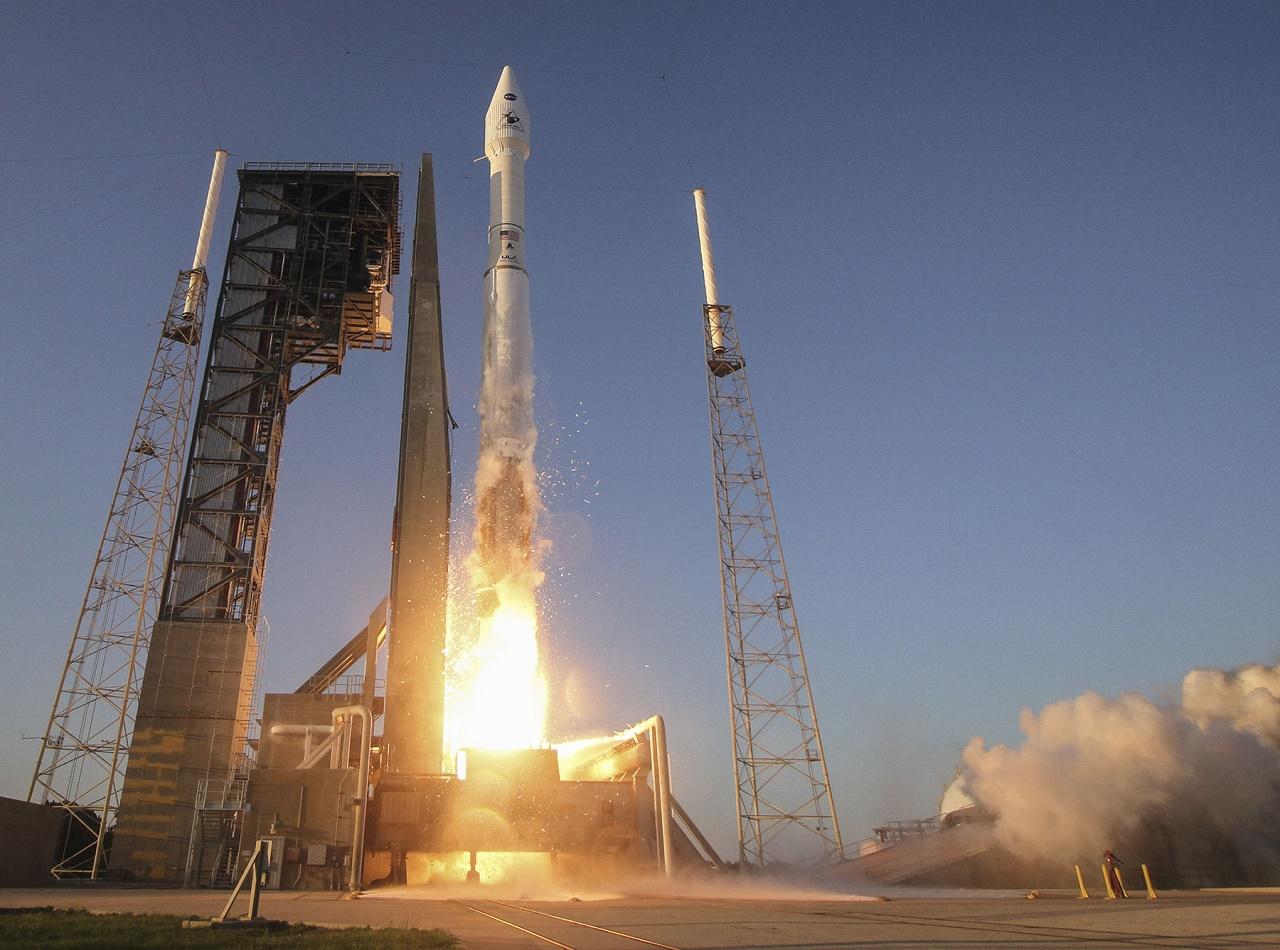 NASA's OSIRIS-REx blasts off on ambitious mission to visit ...