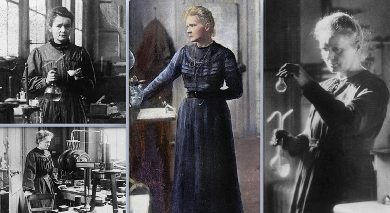 the life and contributions of marie sklodowska curie Marie curie: marie curie curie, marie marie curie radium d and polonium had accumulated made a decisive contribution to the success of the experiments.