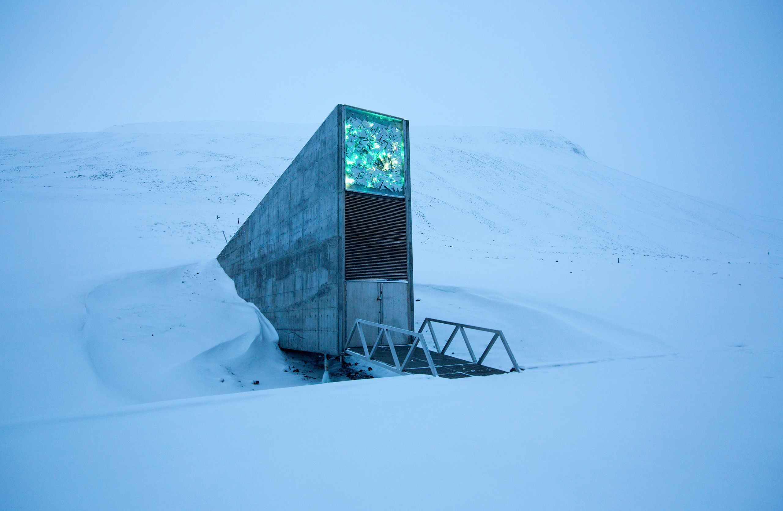 Norway Is Investing 13 Million To Upgrade Doomsday Seed Vault