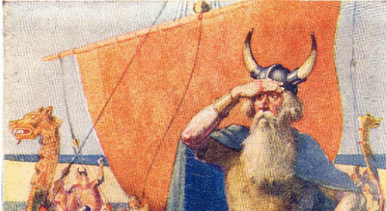 Mary MacGregor: Stories of the Vikings. Book from 1908.