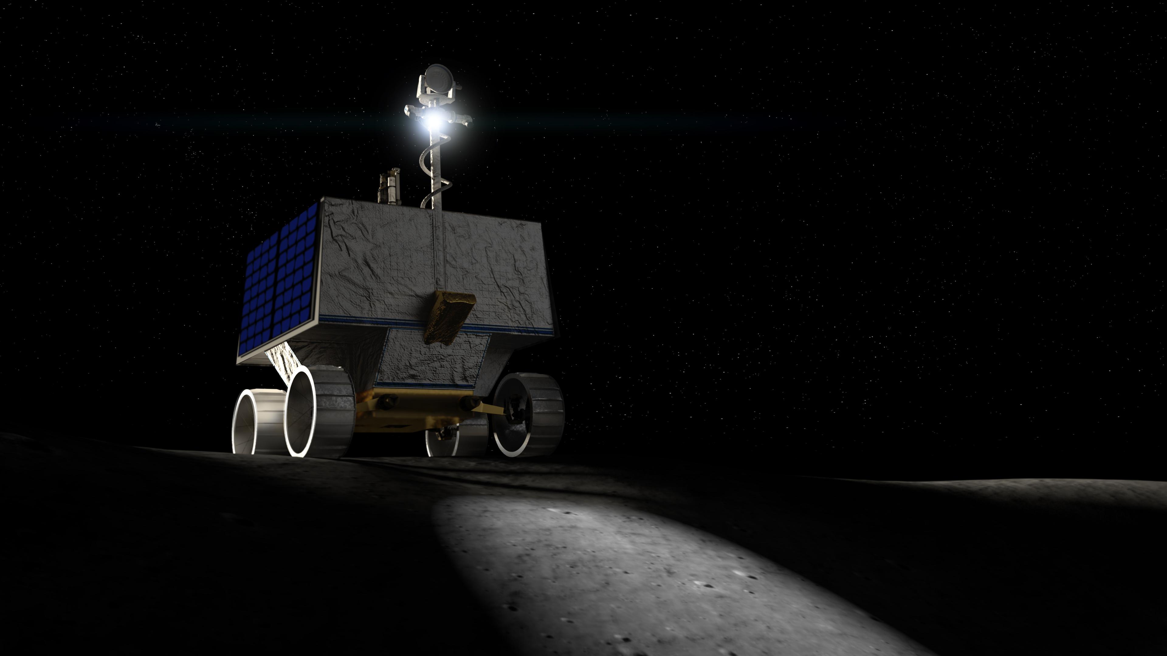 Credits: NASA Ames/Daniel Rutter