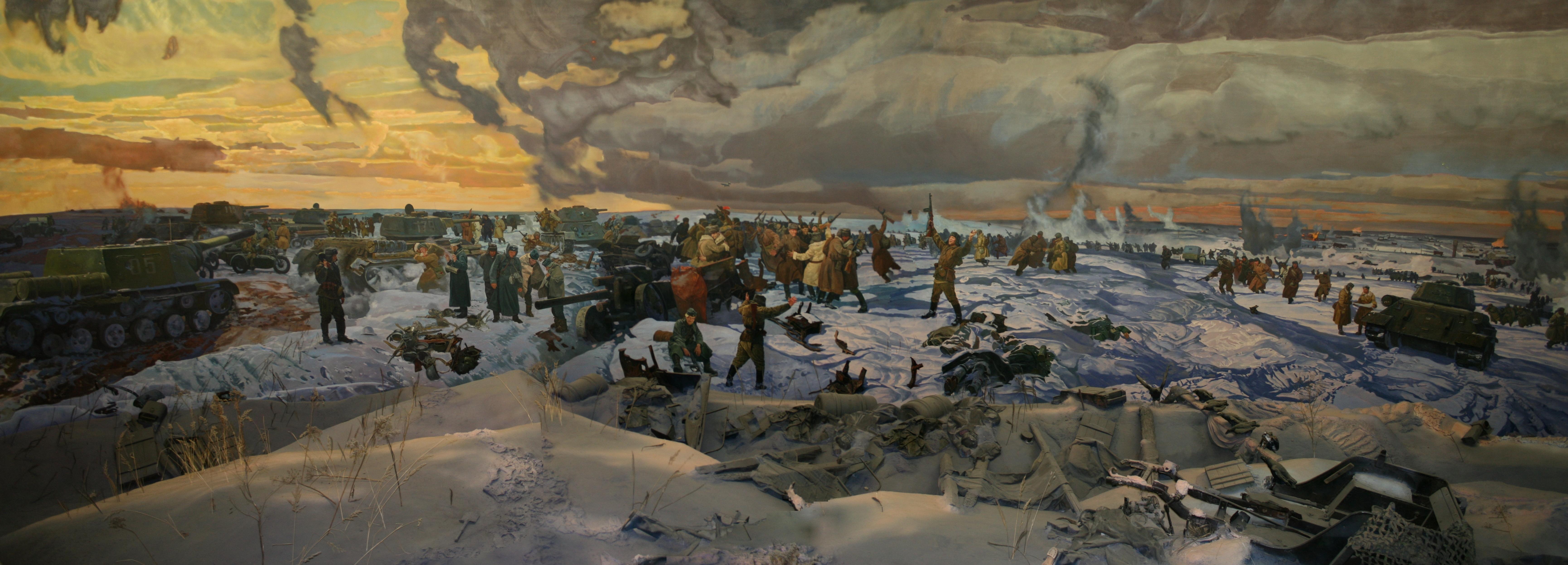 Credit: Volgograd State Panoramic Museum Stalingrad Battle